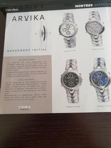 YEMA Catalogue 2000. Crédit Patrick Malfoy. ClubYema. P.10/14
