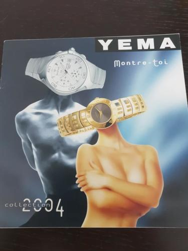 YEMA Catalogue 2004. Crédit Patrick Malfoy. ClubYema. P01:14