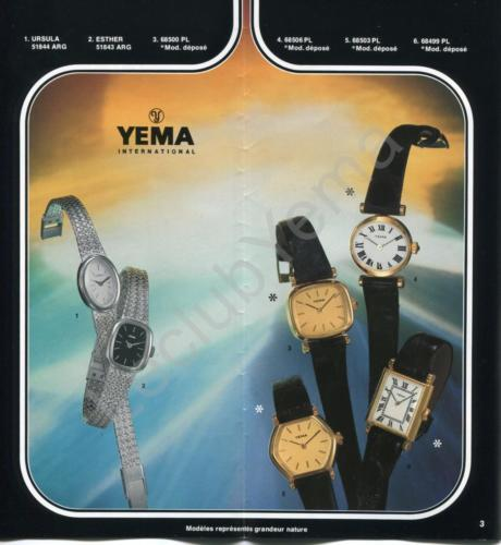 YEMA_Collection 1976_Dépliant_03