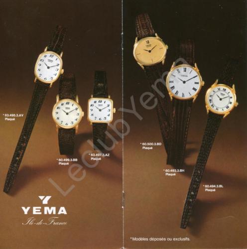 Collection YEMA 198? | Ile de France