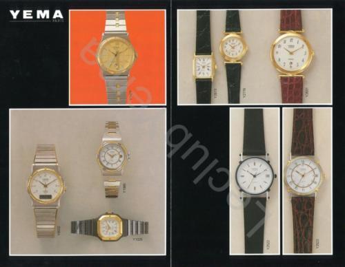 Collection YEMA 199? | YEMA Paris CGH 02