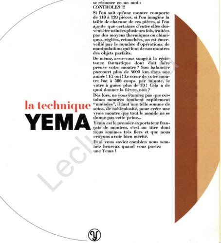 Collection YEMA 1974 | Concours Avril 1974_06