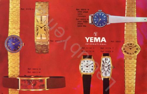 Collection YEMA 1968 (?) 02