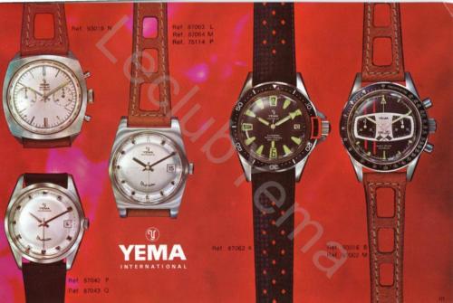 Collection YEMA 1968 (?) 11