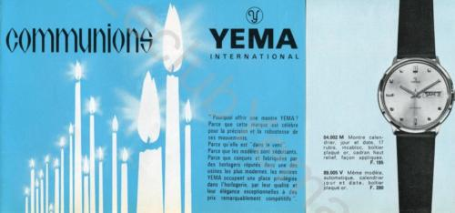 Collection YEMA 197? | Communions 01