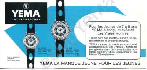 Collection YEMA | La marque jeune pour les jeunes 197(?) 01