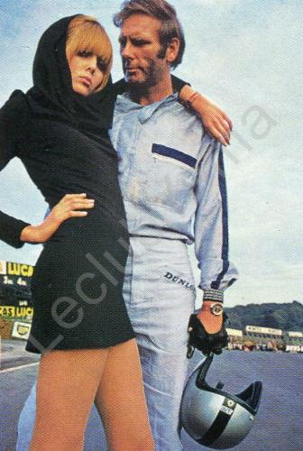 Collection YEMA 1969 | Campagne Paris Match Sport et Mode ; Visuel Meangraf ; p.2/5