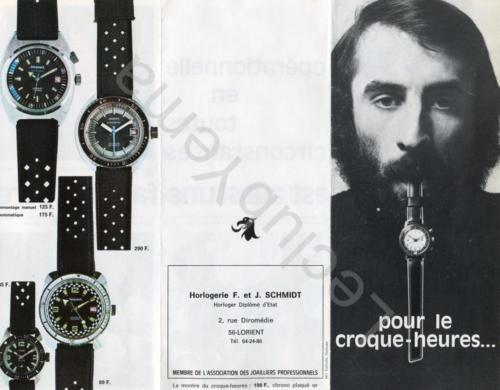 Collection YEMA 197? | HBJO FJ SCHMIDT 01