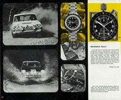 Publicité YEMA 197? | Passionnés Automobile ; YEMA Meangraf Rallye