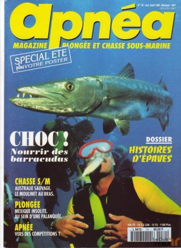 Apnea N70 Juillets 1995