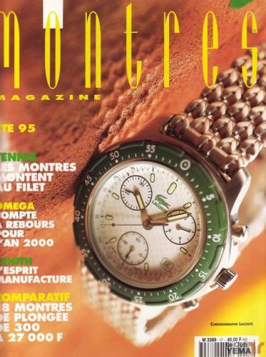 1995 Revue Montres | Yema Objectif Atlantide_01