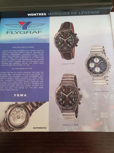 YEMA Catalogue 2000. Crédit Patrick Malfoy. ClubYema. P.2/14