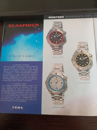 YEMA Catalogue 2000. Crédit Patrick Malfoy. ClubYema. P.4/14