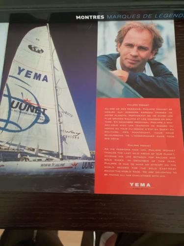 YEMA Catalogue 2000. Crédit Patrick Malfoy. ClubYema. P.7/14