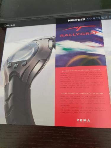 YEMA Catalogue 2000. Crédit Patrick Malfoy. ClubYema. P.08/14