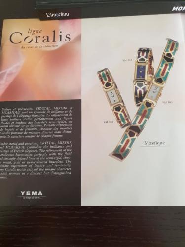 YEMA Catalogue 2000. Crédit Patrick Malfoy. ClubYema. P.12/14