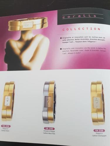 YEMA Catalogue 2004. Crédit Patrick Malfoy. ClubYema. P13:14