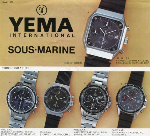 YEMA_Brochure collection 1977_p1/8