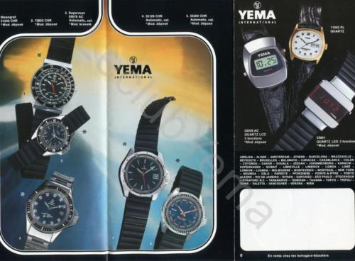 YEMA_Collection 1976_Dépliant_05