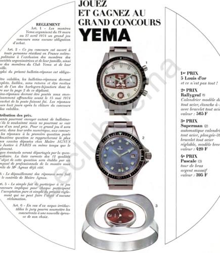 Collection YEMA 1974 | Concours Avril 1974_05