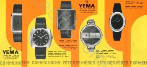 Collection YEMA 196? | Communions Fêtes des Mères 01