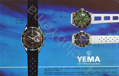 Collection YEMA 1968 (?) 01