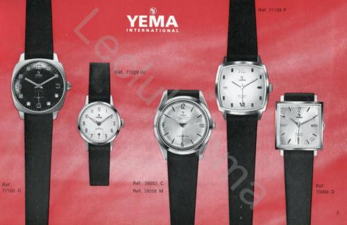 Collection YEMA 1968 (?) 05