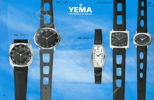 Collection YEMA 1968 (?) 06