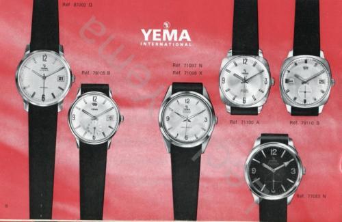 Collection YEMA 1968 (?) 08