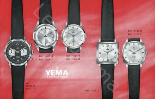 Collection YEMA 1968 (?) 09