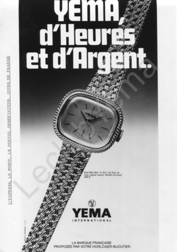 Publicité YEMA | Campagne Odyssée YEMA d'heures et d'argent