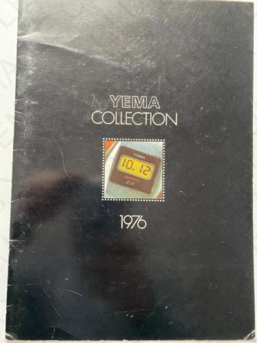 CATALOGUE 1976 MONTRE YEMA 1