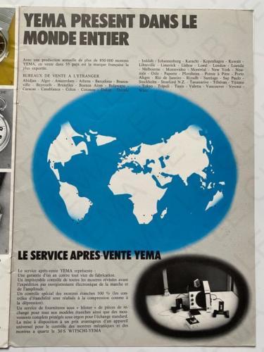 CATALOGUE 1976 MONTRE YEMA 19